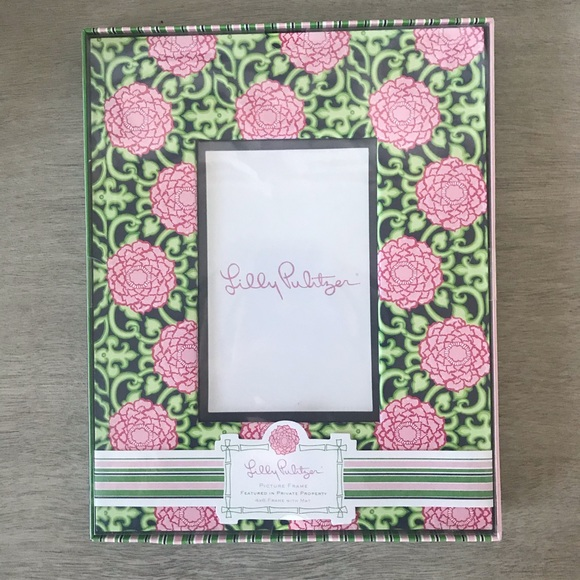 Lilly Pulitzer Picture Frame
